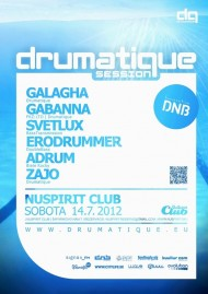 DRUMATIQUE SESSION @ Nu Spirit Club