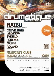 DRUMATIQUE SESSION w/ NAIBU (FR)