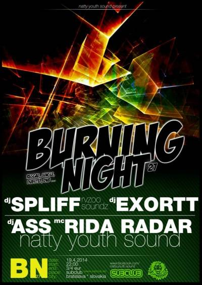 BURNING NIGHT Vol.27