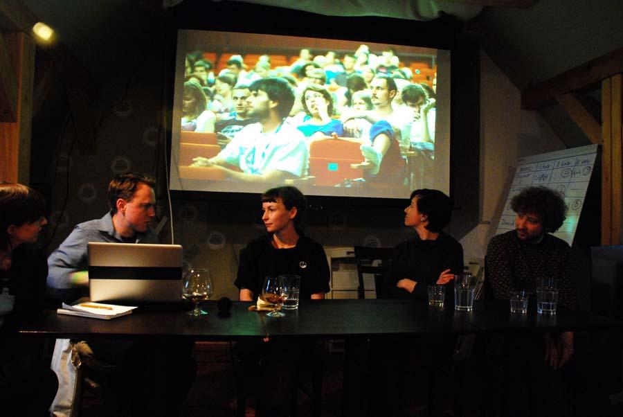 Filmový seminár 4 živly omoci médií
