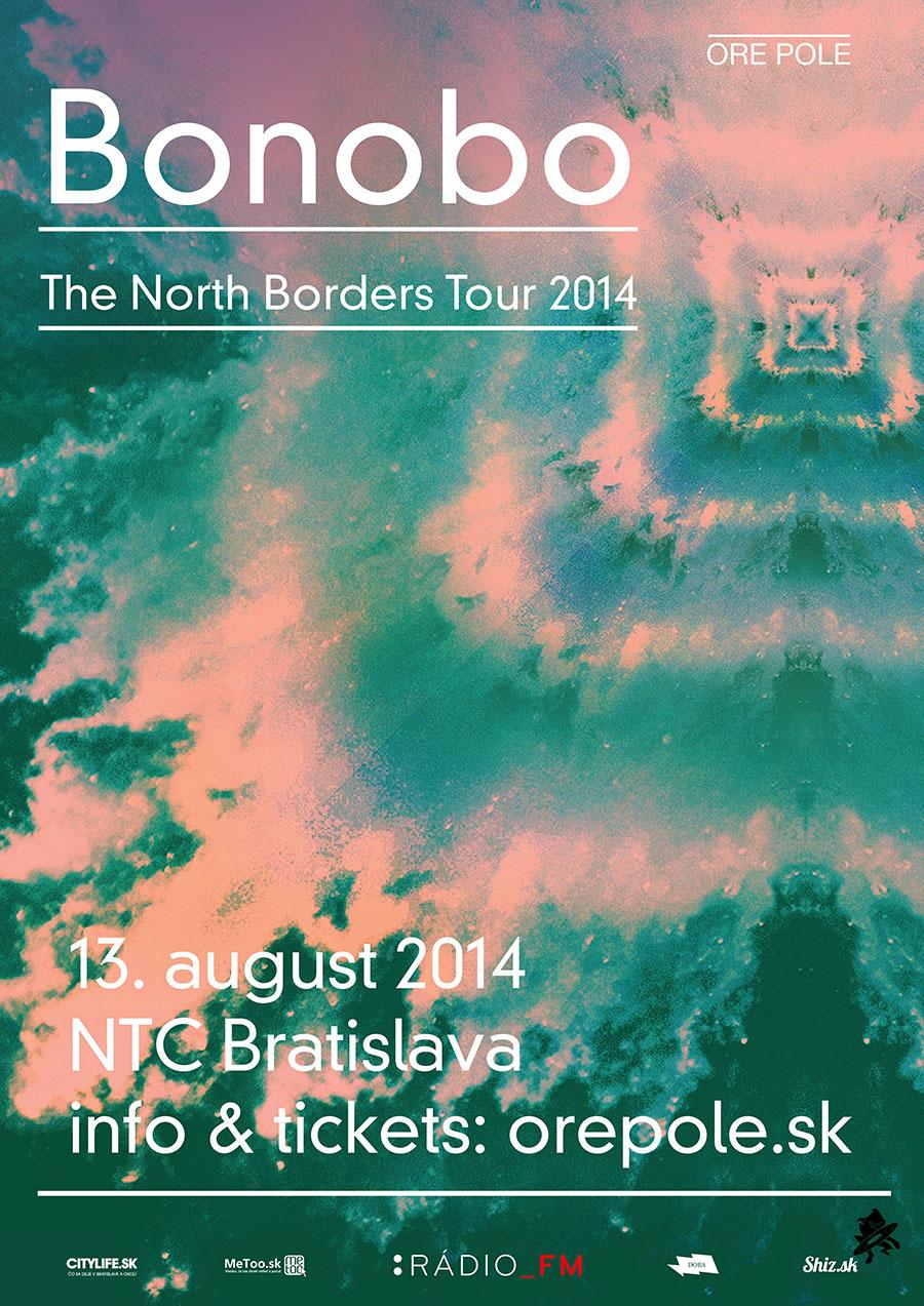 Bonobo vystúpi v auguste v bratislavskom NTC