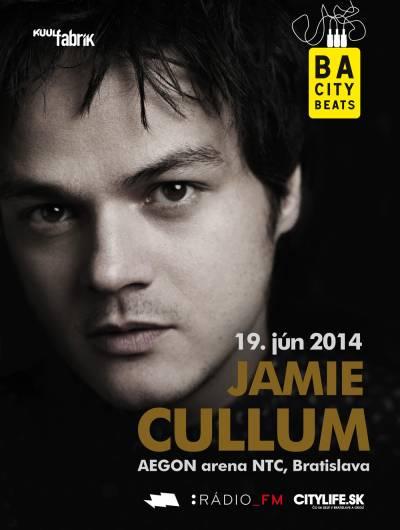 Jazzpopový kráľ Jamie Cullum zavíta po prvý raz na Slovensko