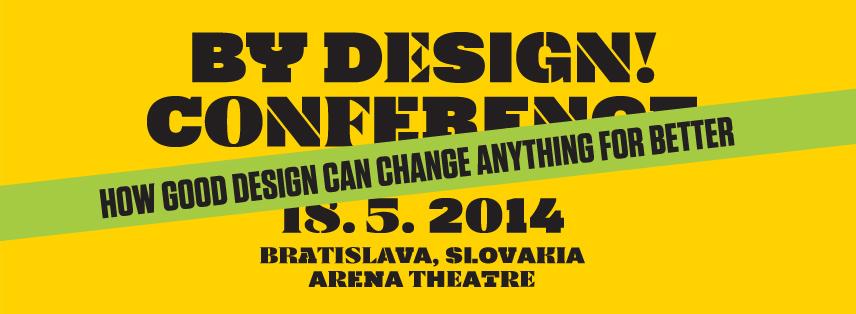 Konferencia By Design prinesie do Bratislavy svetové mená dizajnu