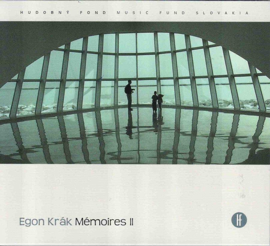 Skladateľ Egon Krák prichádza snahrávkou Mémoires II