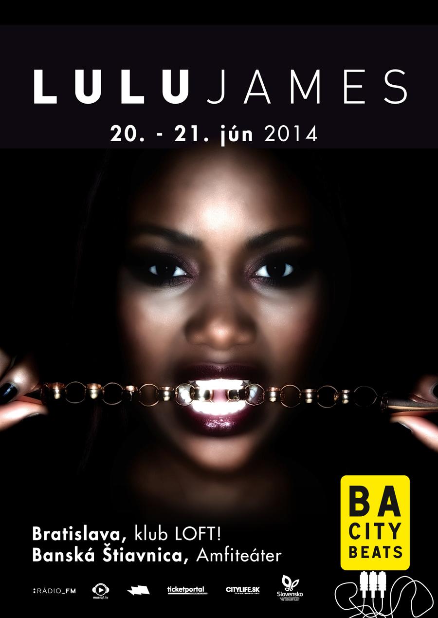 Na festivaloch City Beats vystúpi britská soulová speváčka Lulu James