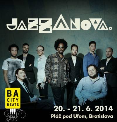 Jazzanova sa po necelom roku vráti do Bratislavy, vystúpi na festivale BA City Beats