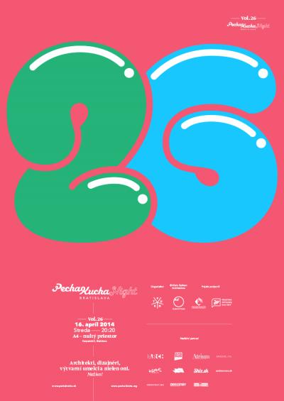 Prvá tohtoročná PechaKucha Night Bratislava bude v A4