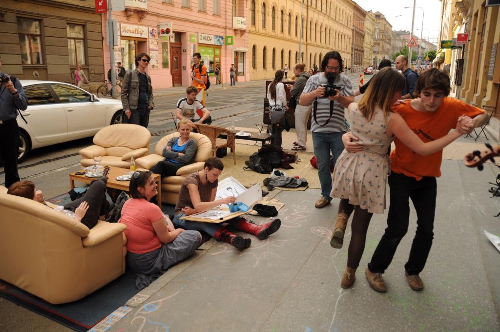 Brno na týden ožije sousedskými slavnostmi v ulicích