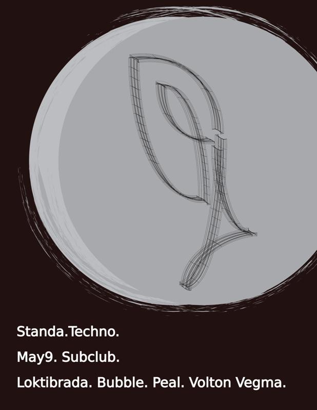 Standa/Techno 9.mája @ Subclub