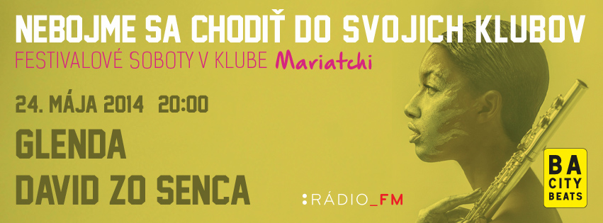 Kubánska hudobníčka Glenda je opäť na Slovensku, v sobotu vystúpi v nitrianskom Mariatchi