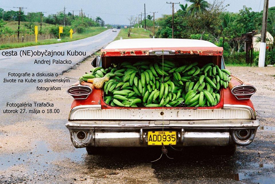 Cesta (ne)obyčajnou Kubou s Andrejom Palackom
