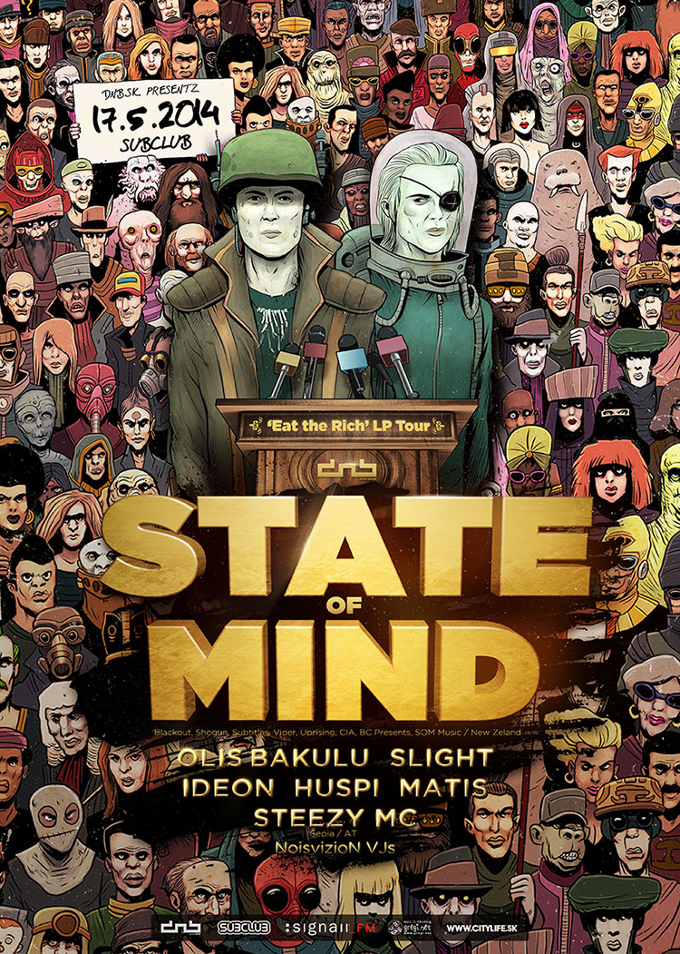 State of Mind v Subclube