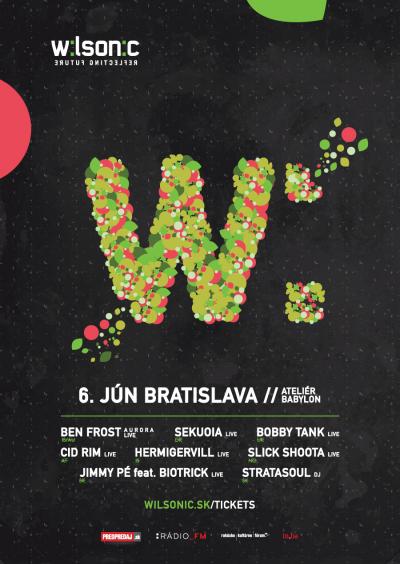 Wilsonic 2014 nadchne Bratislavu experimentálnou elektronikou aj klubovou párty