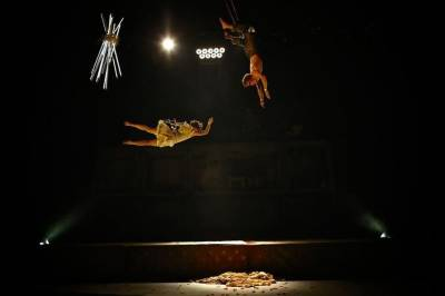 Cirk La Putyka late night show poprvé na MFF Karlovy Vary