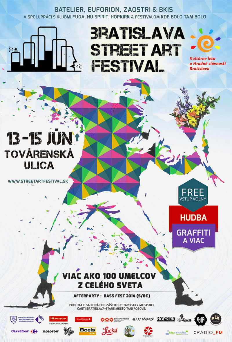 Bratislava Street Art Festival