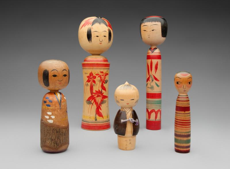 Svet japonských bábik v SNM