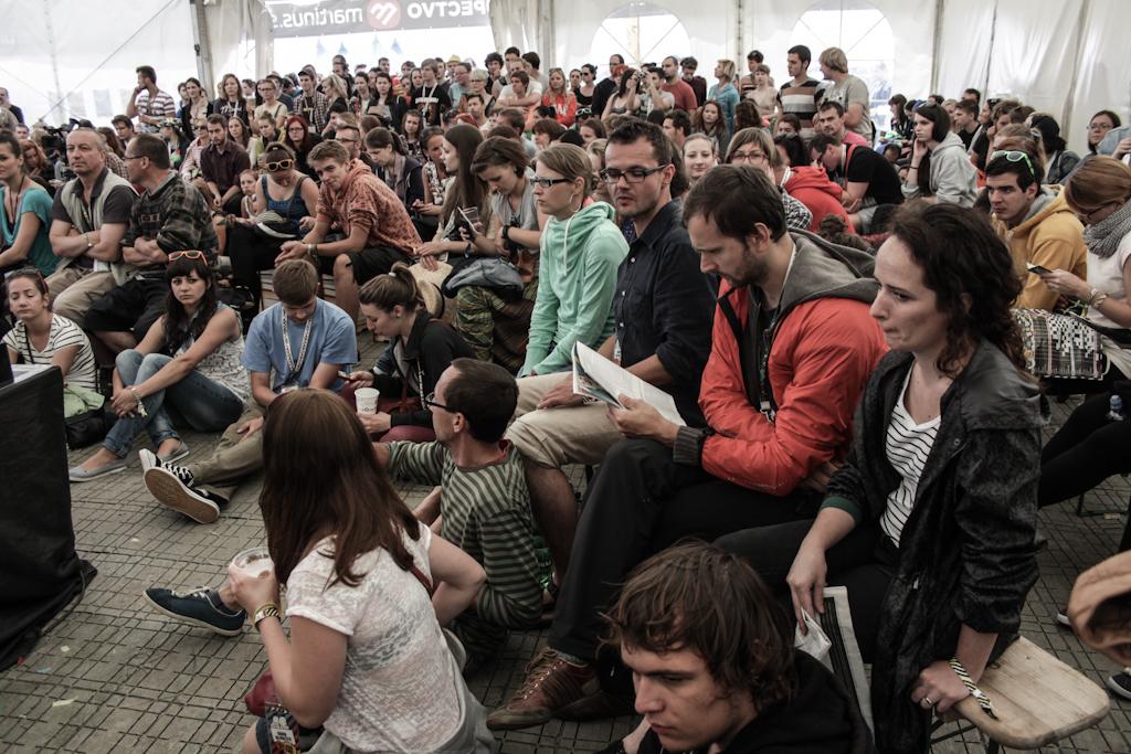 Na Festival Bažant Pohoda zavítajú aj literárne hviezdy