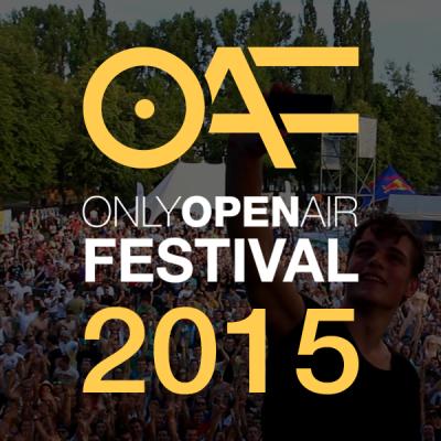 ONLY OPEN AIR Festival 2015 spúšťa exkluzívny VIP predpredaj