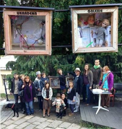 Fotogaléria Trafačka prináša do Nitry  český streetartový projekt