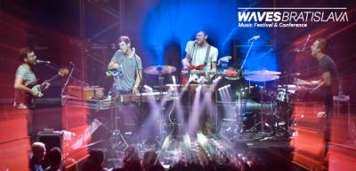 Hudobný festival a konferencia Waves Bratislava dáva do predaja prvé vstupenky a oznamuje ďalšie mená