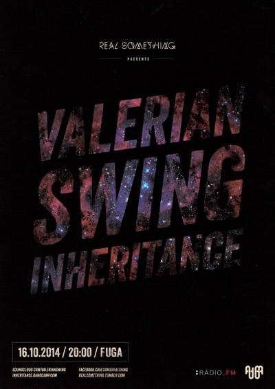 Hluk a matematika z Talianska: Valerian Swing