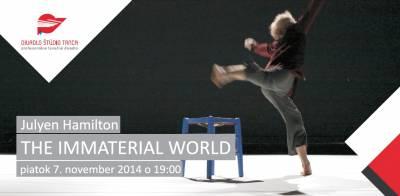 Divadlo Štúdio tanca uvedie tanečné sólo Julyena Hamiltona, priekopníka na svetovej scénesúčasného tanca