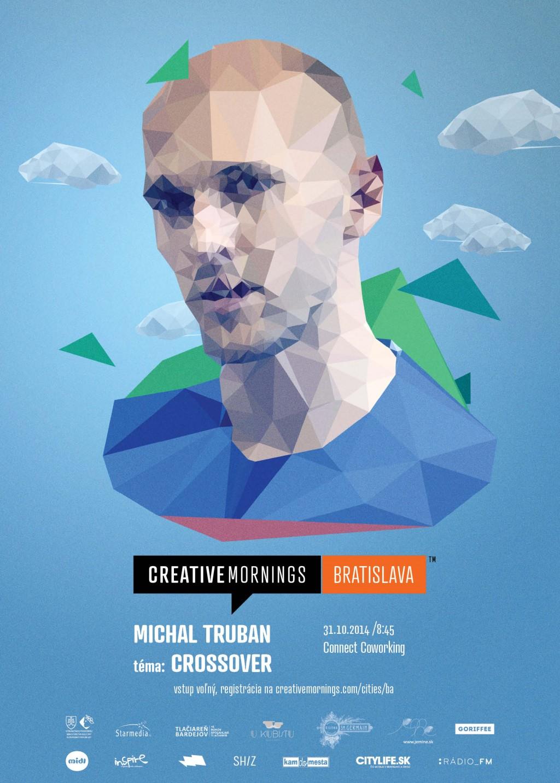 Druhé Creative Mornings Bratislava privíta zakladateľa najúspešnejšieho slovenského webhostinu