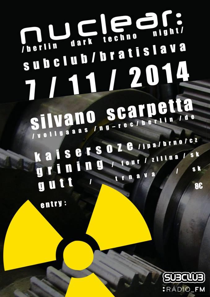 Silvano Scarpetta v Subclub-e