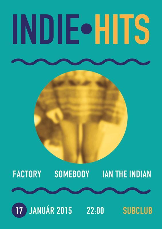 Indie Hits 17.1. @ Subclub
