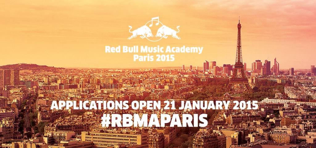 Stiahni si kompiláciu z Red Bull Music Academy v Tokiu aprihlás sa do Paríža