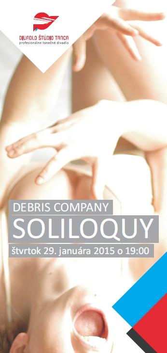 Divadlo Štúdio tanca pripravujem novú premiéru sDebris company