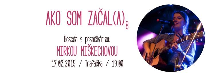 Beseda a koncert sMIRKOU MIŠKECHOVOU