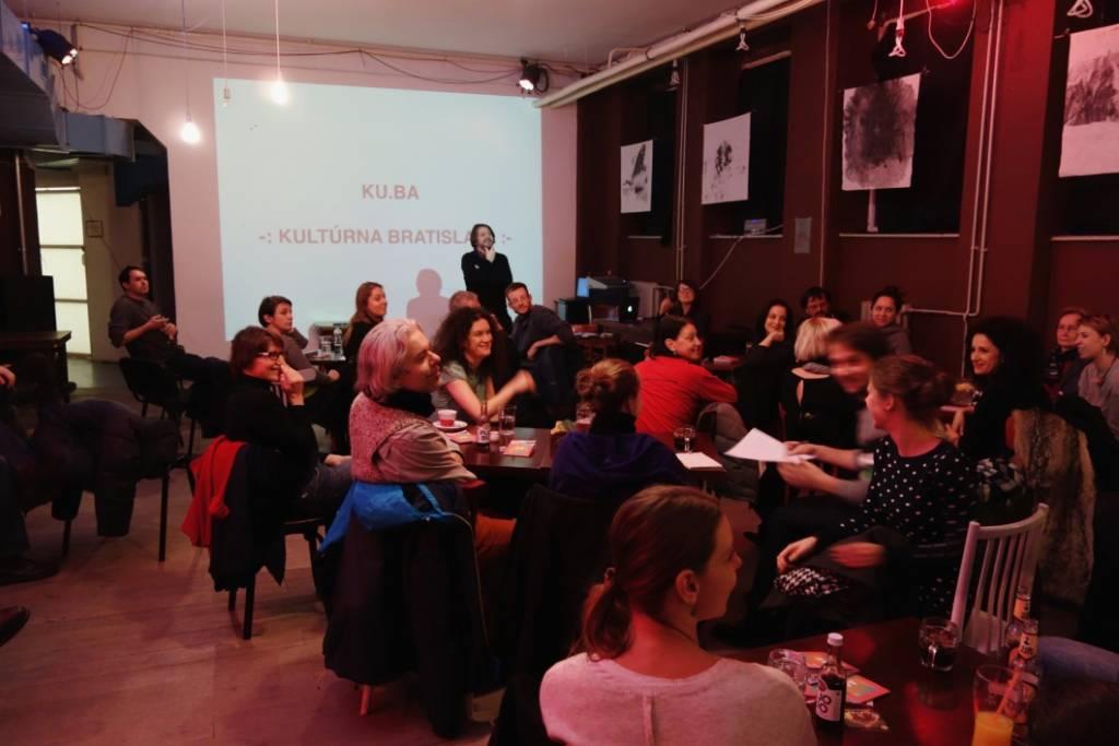 Vznikajúca platforma KU.BA – Kultúrna Bratislava spája subjekty nezriaďovanej kultúrnej scény
