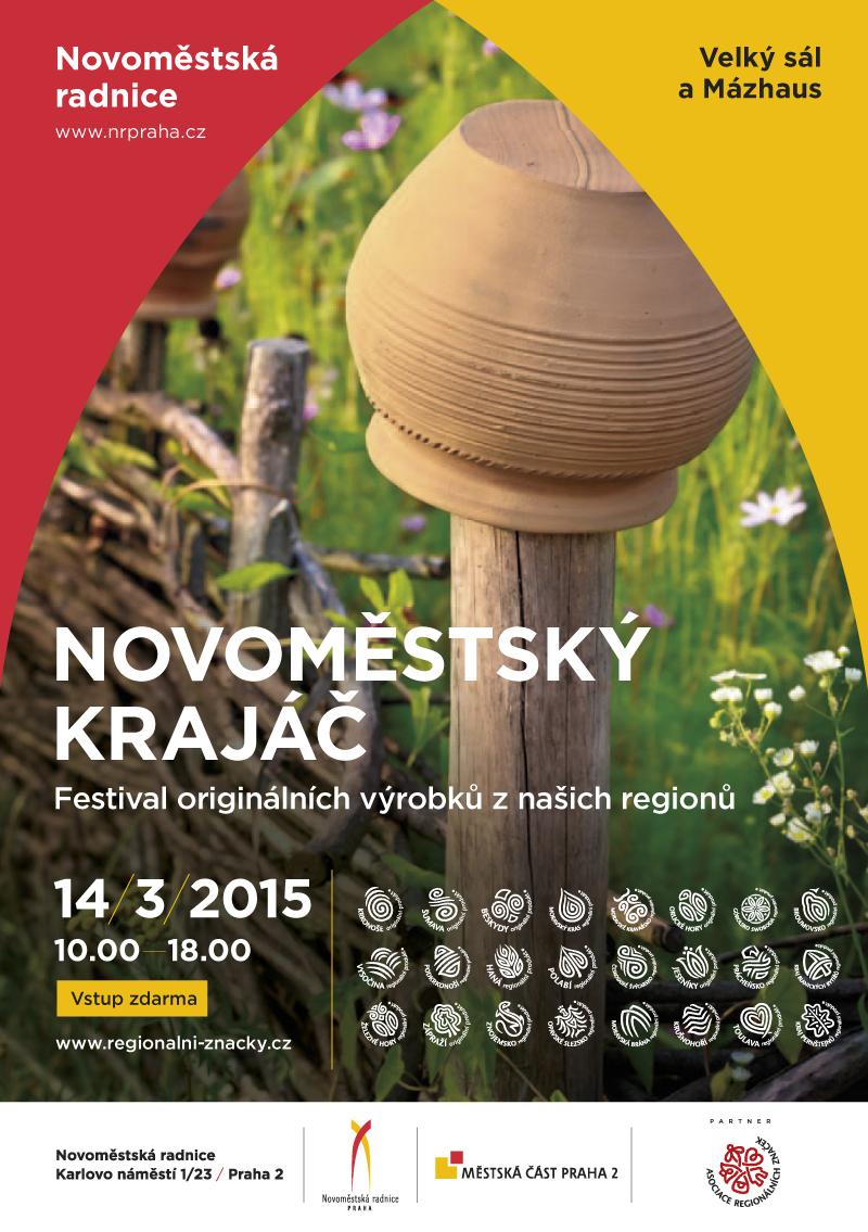 Novoměstský krajáč – Festival regionálních značek
