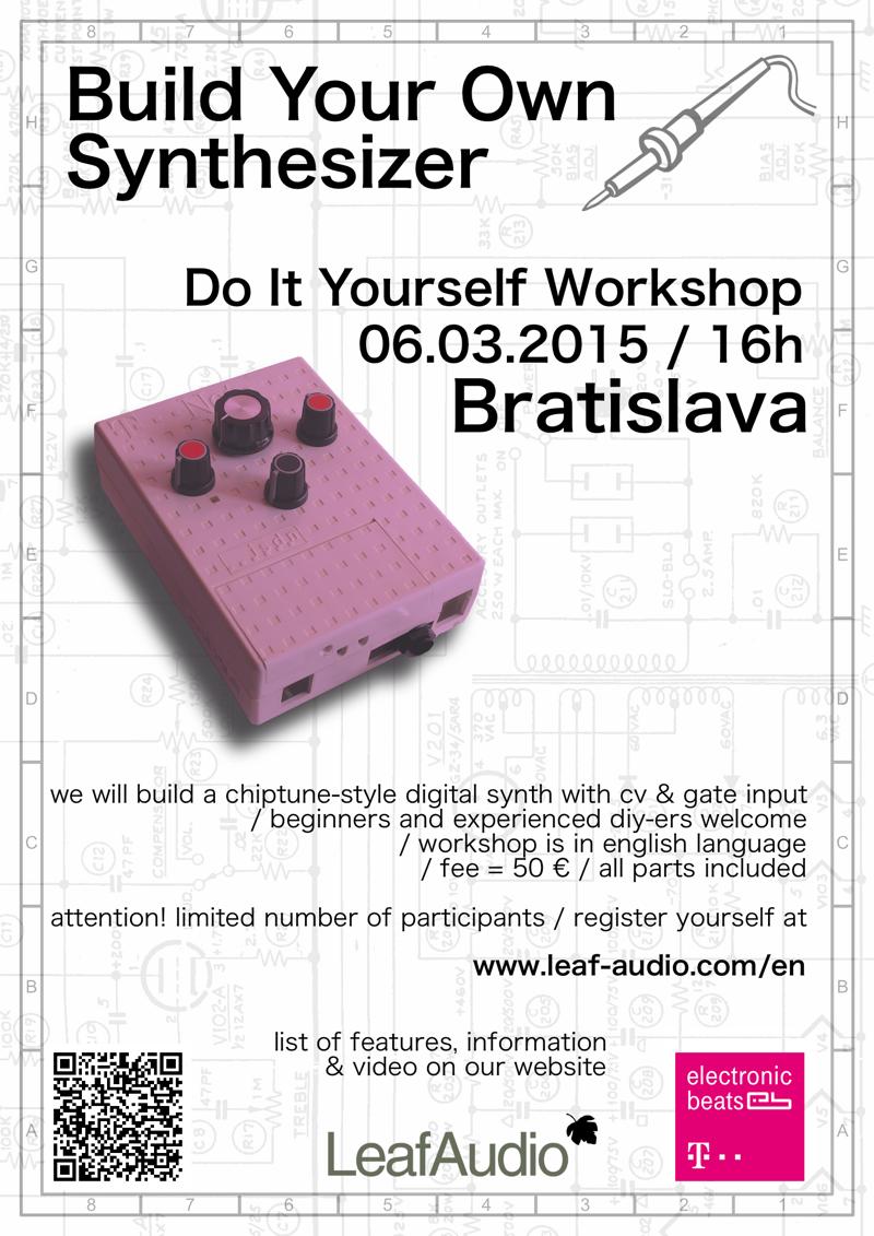poster workshop Bratislava