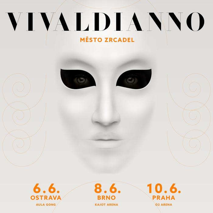 Michal Dovřák a Jaroslav Svěcený pripravujú nový album kprojektu Vivaldianno shviezdnym obsadením