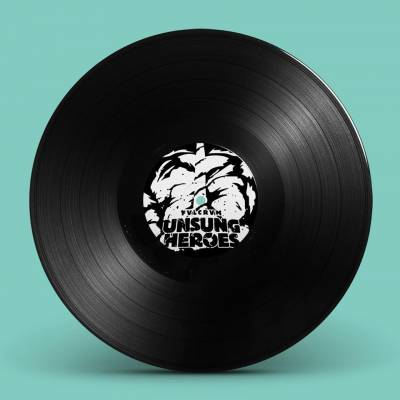 FVLCRVM – Unsung Heroes (12″ limited edition vinyl)