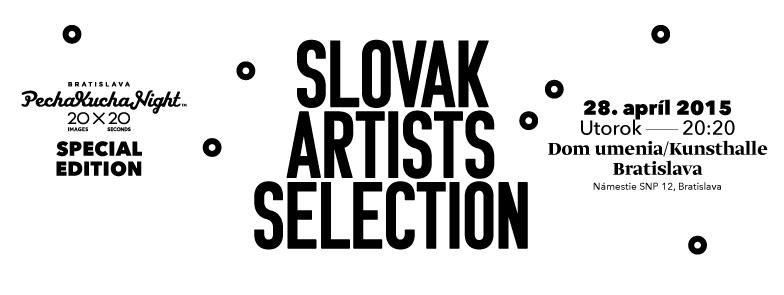 Slovenskí umelci sa počas PechaKucha Night predstavia svetovým kurátorom