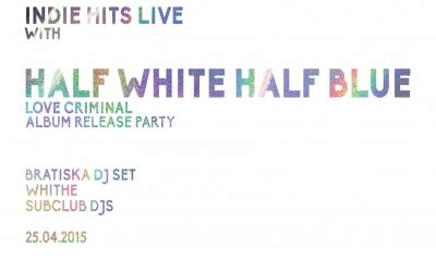 Half White Half Blue krstia debut vSubclube