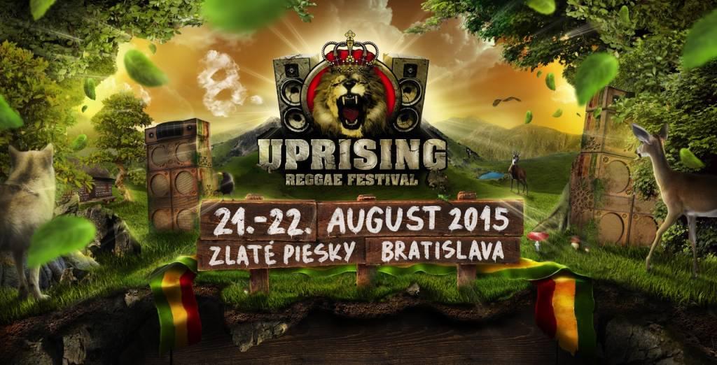 Novinky v programe festivalu Uprising: Anthony B, Skarra Mucci, Irie Maffia a Little Pepe