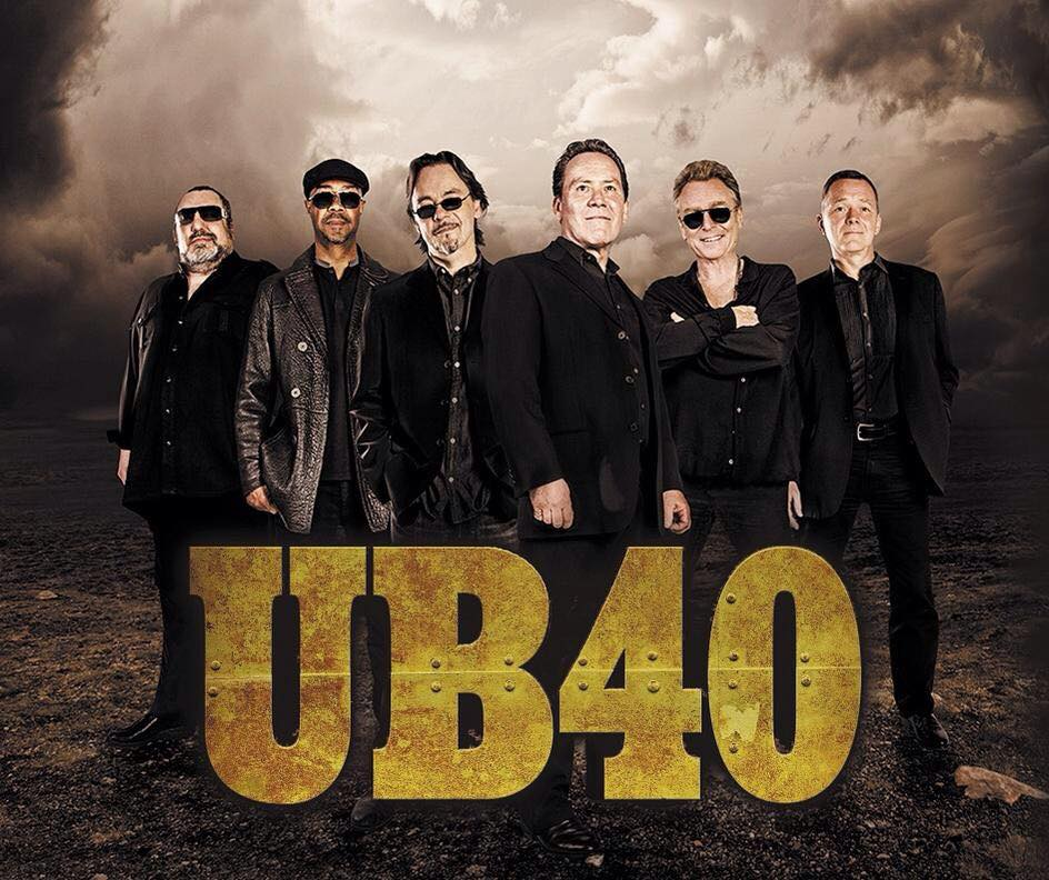 Hlavnou hviezdou festivalu Uprising bude kapela UB40