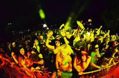 Duchonku aj tento rok roztancuje drum&bass – TRIDENT OPEN AIR 2015
