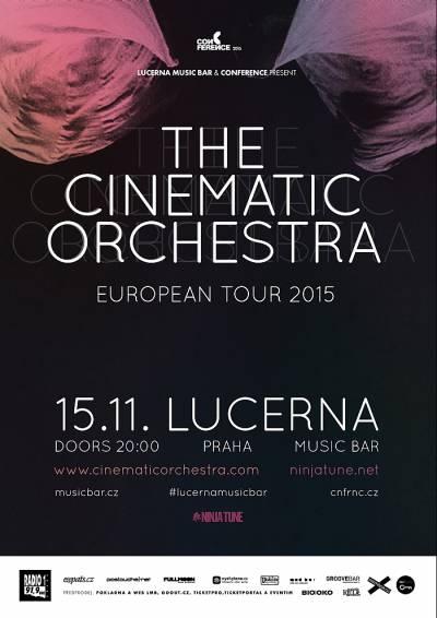 The Cinematic Orchestra doprovodí Dorian Concept a další hosté