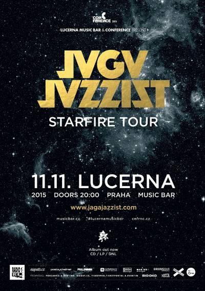 Jaga Jazzist vezmou Prahu na výlet za hvězdami