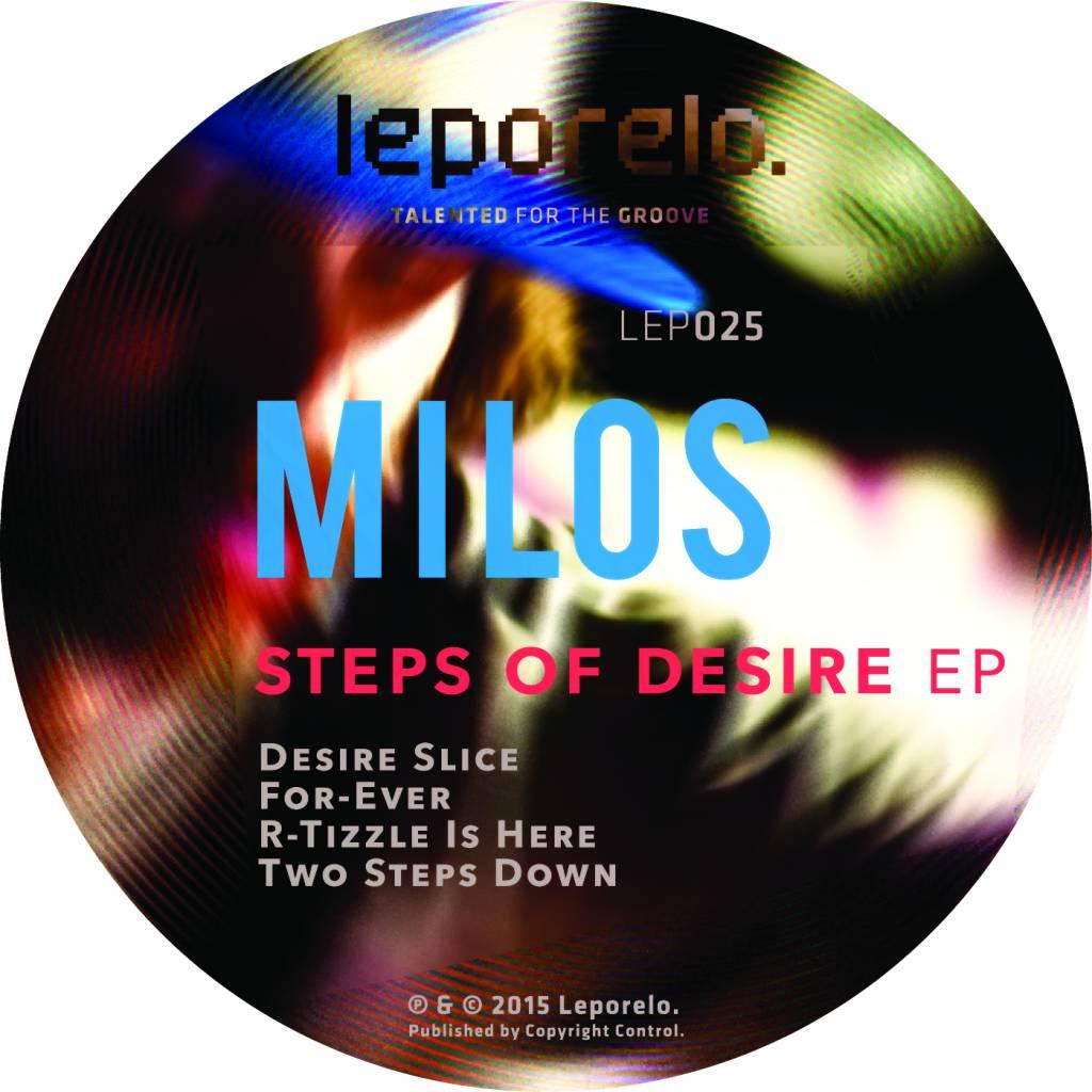 Milos má vonku novú EP