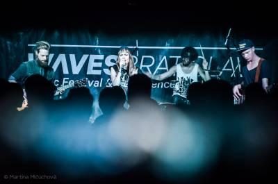 Waves Bratislava oznamuje prvé mená a sľubuje viac ako 100 koncertov za dva dni