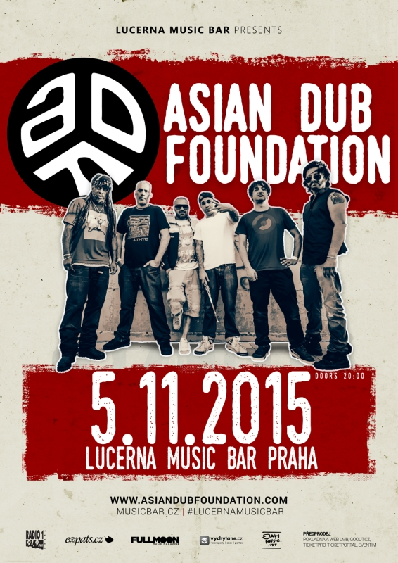 Asian Dub Foundation se vrátí v listopadu do ČR