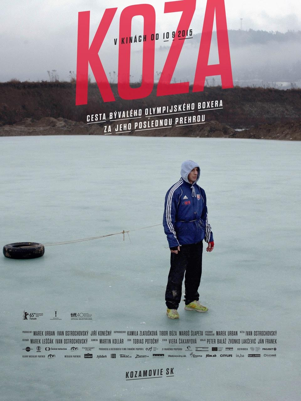 PLAGAT FILM KOZA