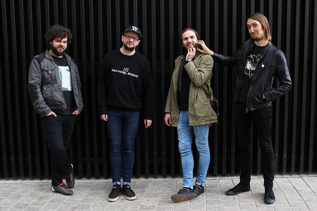 The Ills budú vo Viedni predskakovať írskej kapele God Is An Astronaut
