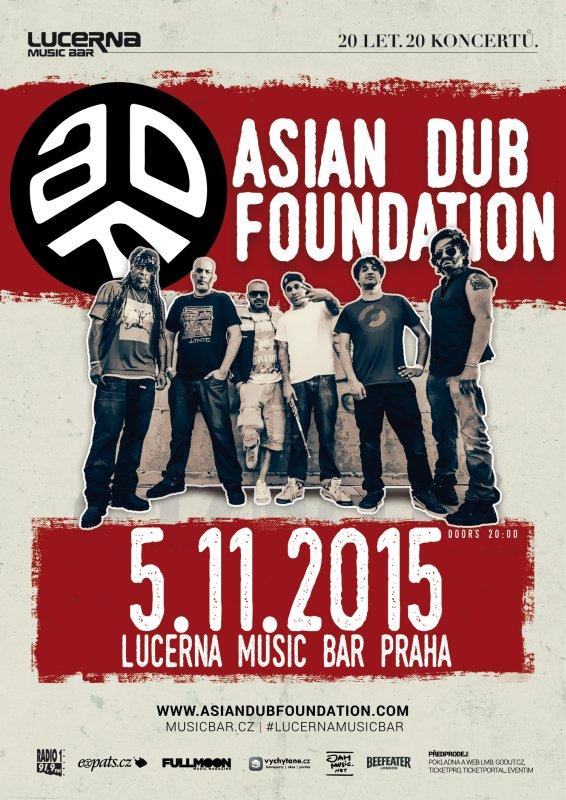Asian Dub Foundation zítra představí Praze novou desku